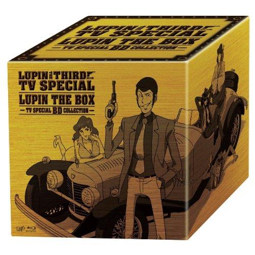 ルパン三世 TVスペシャルBlu-rayコレクション BD-BOX